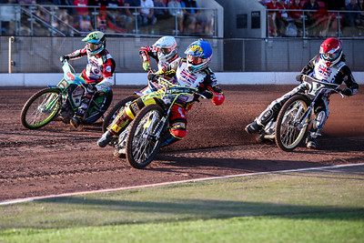 2018 British Speedway Finals Jun 11th