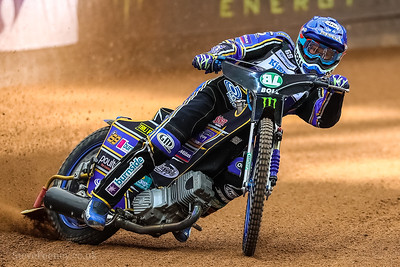 2018 FIM Speedway Grand Prix Practice Day--  Warsaw May 11th