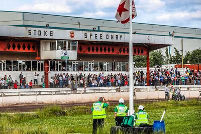 2017 Speedway National League Stoke Potters v Cradley Heathens Jul 2nd