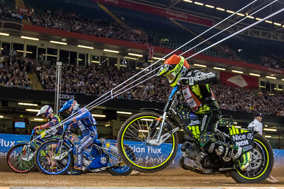 2017 FIM Speedway Grand Prix Cardiff Jul 22nd