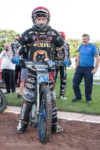 2017 Speedway Premiership Wolverhampton v Somerset Jul 31st