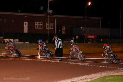 2017 Speedway Knockout Cup  Semifinal Wolverhampton v Somerset Sep 20th