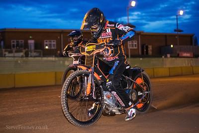 Wolverhampton Speedway Press and Practice