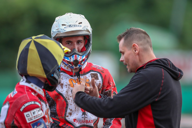 Speedway Premiership Wolverhampton v Leicester 16th July 2018