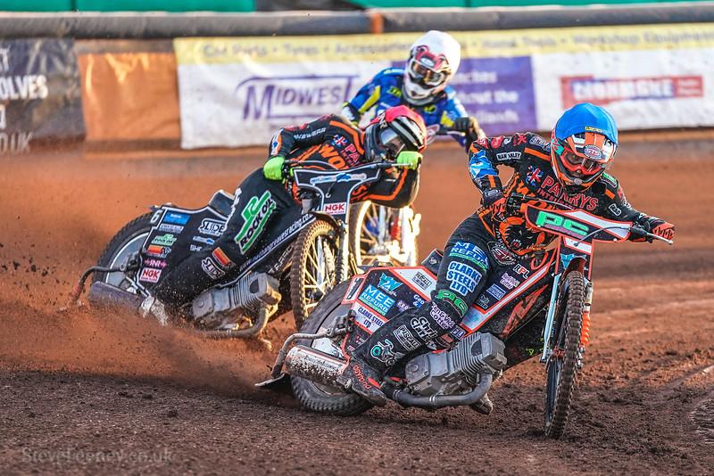 Speedway Premiership Wolverhampton v Kings Lynn 30th April 2018