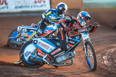 Speedway Premiership Wolverhampton v Kings Lynn 30th April 2018