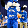 Indiana State Sycamores vs Wichita State Shockers
