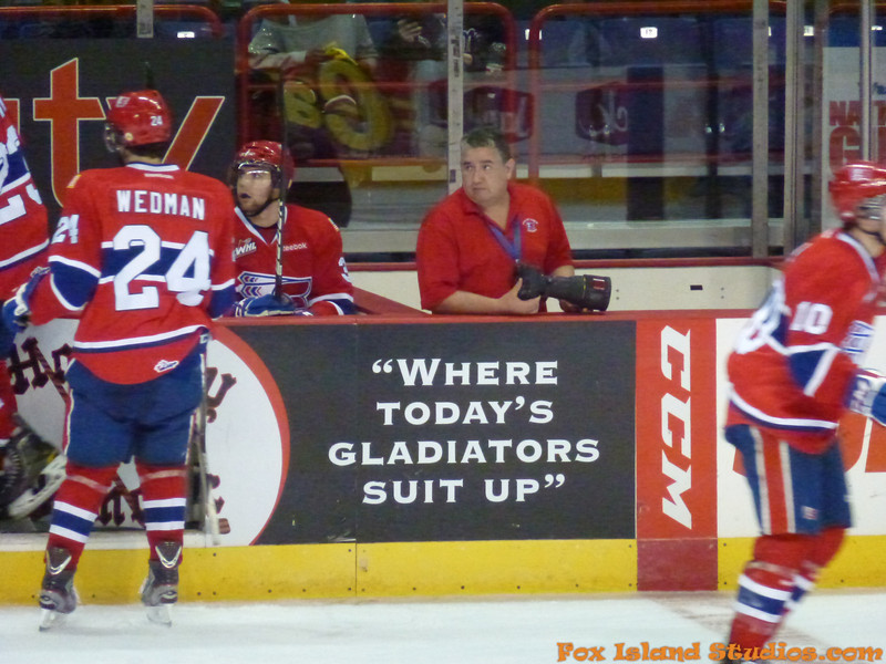 Spokane Chiefs Hockey courtesy of Gary Petersen w Bill Reynolds-061