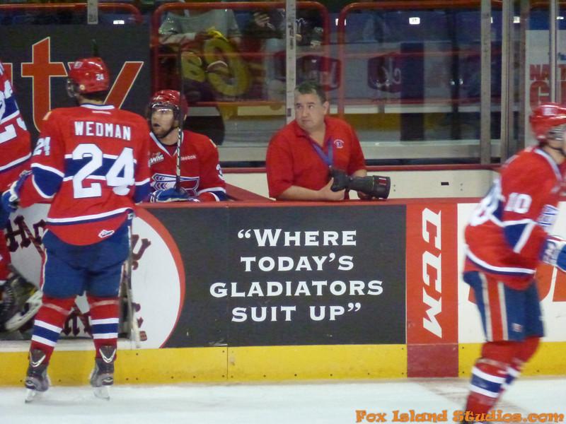 Spokane Chiefs Hockey courtesy of Gary Petersen w Bill Reynolds-061