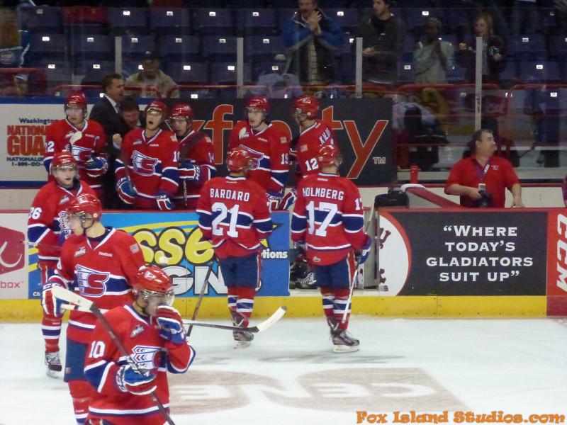 Spokane Chiefs Hockey courtesy of Gary Petersen w Bill Reynolds-024