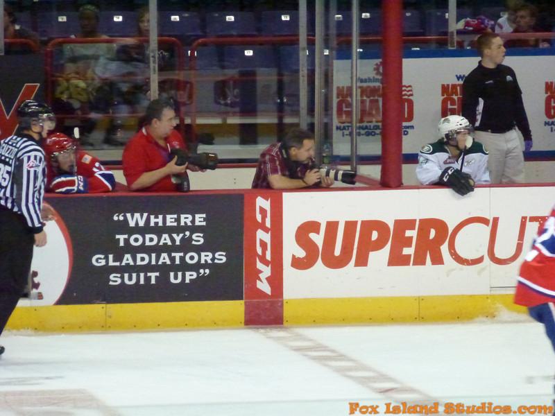 Spokane Chiefs Hockey courtesy of Gary Petersen w Bill Reynolds-030