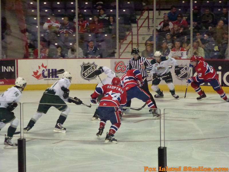 Spokane Chiefs Hockey courtesy of Gary Petersen w Bill Reynolds-051