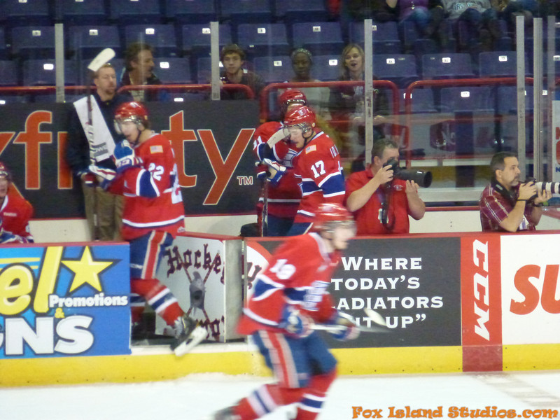Spokane Chiefs Hockey courtesy of Gary Petersen w Bill Reynolds-031