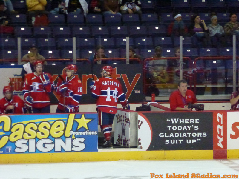 Spokane Chiefs Hockey courtesy of Gary Petersen w Bill Reynolds-021