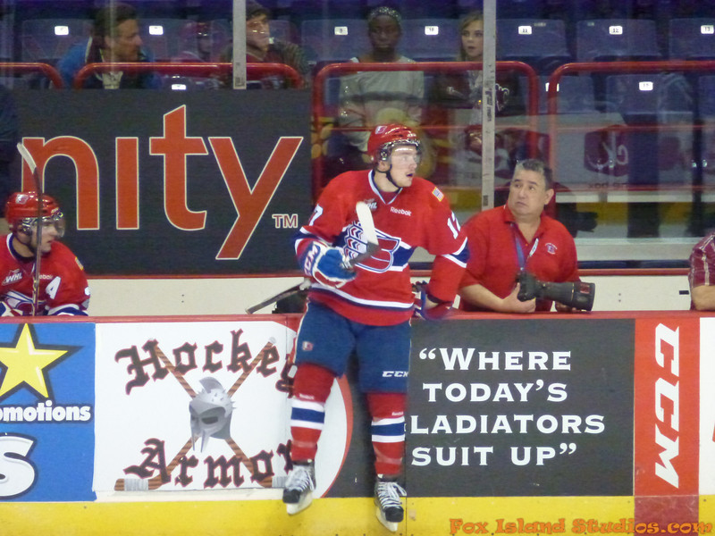 Spokane Chiefs Hockey courtesy of Gary Petersen w Bill Reynolds-020