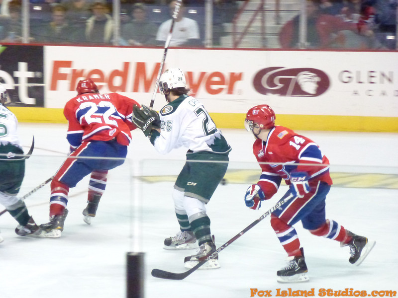Spokane Chiefs Hockey courtesy of Gary Petersen w Bill Reynolds-063