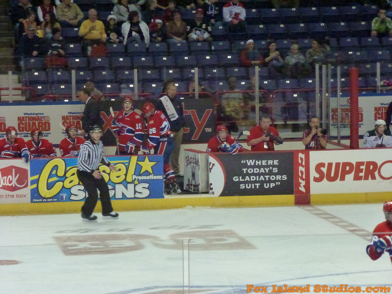 Spokane Chiefs Hockey courtesy of Gary Petersen w Bill Reynolds-027