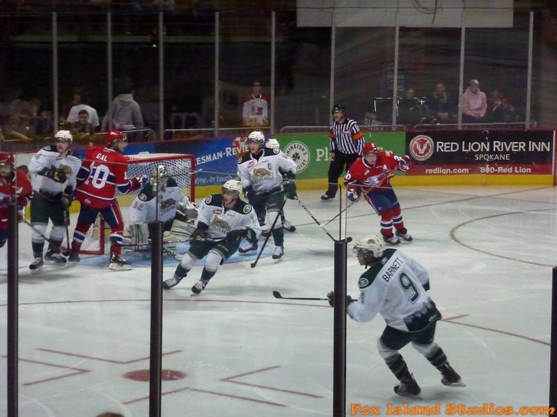 Spokane Chiefs Hockey courtesy of Gary Petersen w Bill Reynolds-046