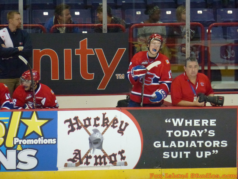 Spokane Chiefs Hockey courtesy of Gary Petersen w Bill Reynolds-019