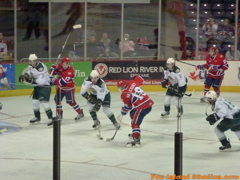 Spokane Chiefs Hockey courtesy of Gary Petersen w Bill Reynolds-058