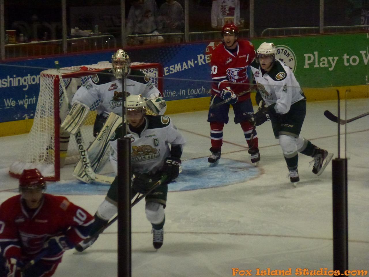 Spokane Chiefs Hockey courtesy of Gary Petersen w Bill Reynolds-053