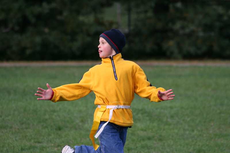 Elisha, Flag Football 2006