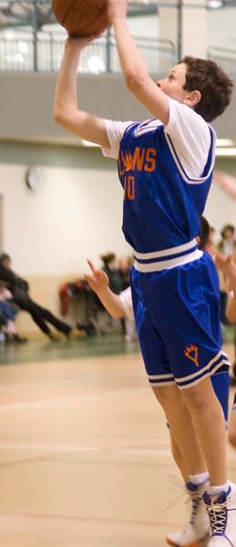 Elisha, Basketball 2006-07