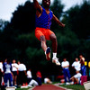 Long jump at the Dutch National Student Championships (Eindhoven)