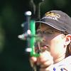 Irina Markovic during training (Almere)
