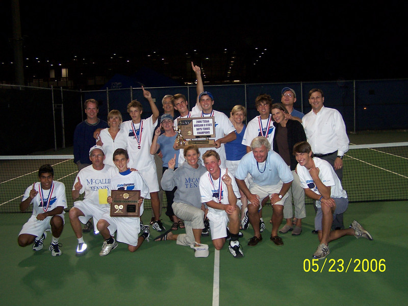 2006 State Champs:Family Affair