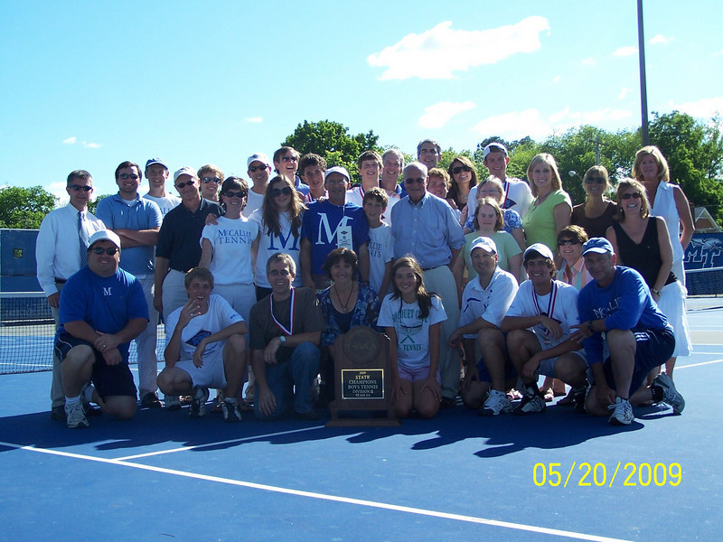 2009 State Championship:  Family Affair