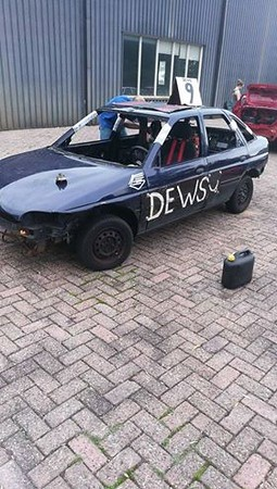 Nieuwe auto's rodeo  Dedemsvaart