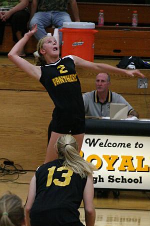 RHS Athletics 2007-08