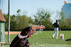 St. John's School's Mavericks varsity baseball team plays a 4pm game against Austin's St. Andrew's Episcopal School Crusaders. St. Andrew's wins 11-0 in a called game.