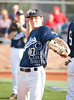 The Fighting Eagles of Houston's Second Baptist High School host Austin's Hyde Park Baptist Panthers for a TAPPS 4A district 3-4 baseball playoff. The Eagles win 11-1 in a called 5-inning game.