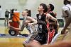 Hoston-based St. John's School's boys varsity basketball team plays Second Baptist away.