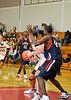Houston-based St. John's School hosts next door Lamar in a Varsity game on Friday night, Nov 21, 2008. Lamar wins in overtime.