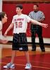 Houston-based St. John's School's 8th grade boys basketball team hosts Kinkaid. SJS prevails in a close game.