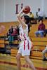 Houston-based St. John's School's varsity girls' basketball team hosts Northland.