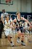 Houston-based Westbury Christian School's lady Wildcat varsity basketball team hosts the Second Baptist Eagles. Westbury Christian wins in a blowout.