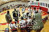 Ethan Harry, William Young, and Angus Mitchell are highlighted in a varsity boys basketball game at Houston-based St. John's school for an assignment for the Buzz Magazines.