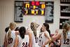 Houston-based St. John's School's girls' varsity basketball team hosts Austin's St. Edward's. St. Edward's wins.
