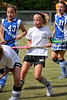 St. John's School's 7th grade girls Field Hockey team hosts Presbyterian school on August 27, 2008 at the Scotty Caven fields in Houston.