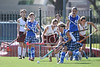 Houston's Saint John's School Middle School 7th Grade Varsity Field Hockey Team hosts Presbyterian