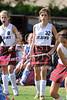 Houston's Saint John's School Middle School 7th Grade Varsity Field Hockey Team hosts Presbyterian
