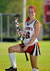 Houston's 2008 St. John's girls varsity field hockey team poses for individual and team portraits