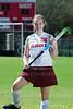 Houston-based St. John's School's 8th grade girls' field hockey team poses for portraits