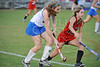 Episcopal High School's lady Knights varsity field hockey team travels to St. John's School to play the lady Mavericks