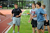 St. John's School Houston SJS US Football teams try out at football camps