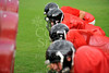 Houston's Saint John's School Upper School Junior Varsity JV2 Football Team practices
